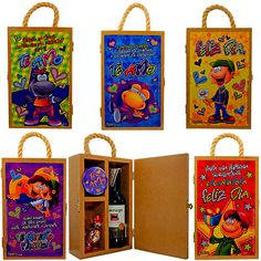 Party In A Box, Rakhi, Lettering, Frame, Diy, Social, Home Decor, Wooden Gift Boxes, Bag Packaging