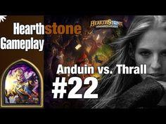 Hearthstone Time! Letsplay #22: Priester Anduin vs. Schamane Thrall [Gameplay + DE] - ItsAnyTime