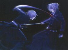 Hijikata y Kazama