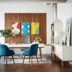 Exclusively with Inscape, west elm has designed 50+ pieces for the way we work…