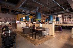 Amerikka Design, Chico's Restaurant, Espoo, Finlandia 2012