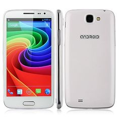 SMARTPHONE STAR N9500 S4 BIANCO MTK6589 QUAD CORE 4GB ROM  1.2GHZ 5.0 POLLICI HD ADROID 4.2.1 3G WI-FI GPS, http://www.amazon.it/dp/B00COK34D4/ref=cm_sw_r_pi_awd_3ejgsb0JZF2AW