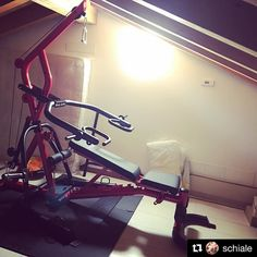 Thanks to @schiale for sharing a photo of their brand new #BodySolid Corner Leverage Gym!   #Repost @schiale (@get_repost)  My brand new toy  #bodysolid #bodysolidfit #levergym #fitness #fitnessboutique #chefatica