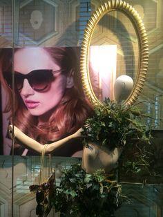 "Gates Eyewear, Auckland, New Zealand, "" Push-Over"", created by Ton van der Veer"