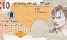 The Doctor will be the face of the next British banknote...if kids have their say…..