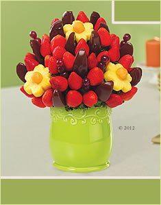 Lovely fruit bouquet