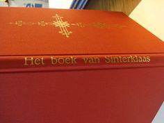 Sinterklaasboek in linnen Het boek van Sinterklaas kopen