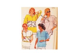 Butterick Sewing Pattern 4853 by cleardiscounts on Etsy, $4.00