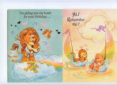 Care Bears Card