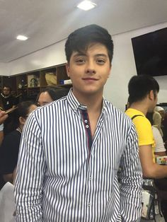 DANIEL PADILLA At The 2015 ABS-CBN Christmas Special