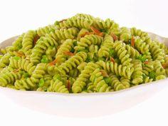 Fusilli with Pea Pesto and Smoked Mozzarella recipe from Giada De ...