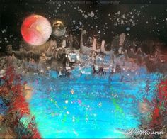 CosmoPolis Cosmos, Flash Art, Buy Prints, Give It To Me, Sombre, Canvas, Create, Maya, Painting