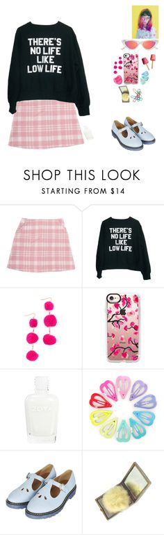 """""""jealous"""" by gb041112 ❤ liked on Polyvore featuring Vanessa Mooney, Casetify and Topshop"""