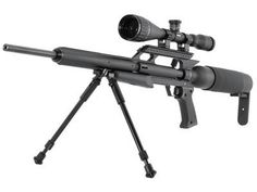 AirForce Ultimate Condor PCP Air Rifle air rifle by Airforce. $1.49. Be ready for anything! This totally loaded AirForce Condor comes with so many accessories, you can hunt, plink, shoot in the basement or backyard, change barrels, make the gun quieter and get high-pressure air when your scuba tank is empty! The AirForce Condor is the most powerful production PCP made today, so we've put together this irresistible package. Its unusual looks and design make this g...