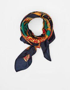 Foulard style vintage - pull bear Echarpe, Foulards, Mode Vintage, Style  Vintage, Pull 2286ba3feeb