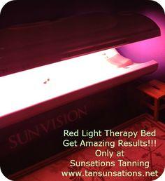 1000 images about red light therapy davison salon on. Black Bedroom Furniture Sets. Home Design Ideas