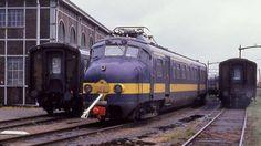 De restauratie van dit treinstel begint in Roosendaal en eindigt in Amersfoort. De opknapbeurt zal zeker twee jaar duren.