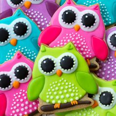 Owl Themed Baby Shower - Baby Shower Ideas - Themes