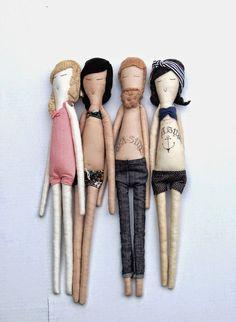 MoeMoe Dolls moerdesign.blogspot.ca
