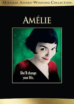 Amelie Poulain (Audrey Tautou) is a young woman who glides through the streets of Paris as quietly as a mouse. With wide eyes and a tiny grin, she sees the world in a magical light, discovering minor