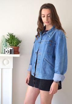 Denim jacket asos marketplace