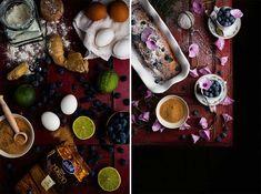 Pflaumenkuchen Heidelbeeren