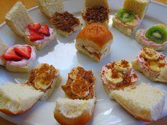Hawaiian Bread Breakfast Sliders