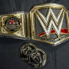 The New plants on Wwe World Heavyweight Title Wwe Tna, Wwe World, My Favorite Part, Class Ring, Belts, Wrestling, Accessories, Plants, Lucha Libre