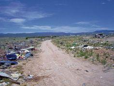 Illegal dumping thre