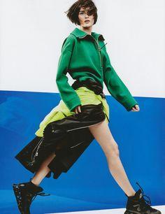 Sam Rollinson by Jason Kibbler for Vogue Russia
