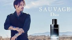 Yes it`s true, Depp for Dior. Hollywood actor Johnny Depp, is the new face of Dior Sauvage fragrance campaign. This new fragrance by Dior is a new radical Perfume Dior, Dior Fragrance, New Fragrances, Christian Dior, Amber Heard Johnny Depp, Jack Sparrow, Into The Wild, Johny Depp, The Fashionisto