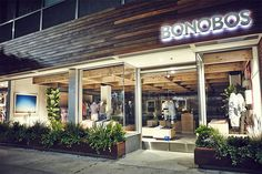 Bonobos Store   Space 4 Architecture   Archinect