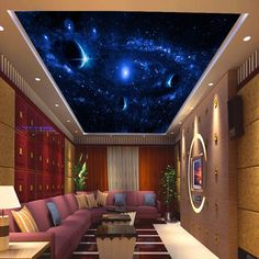 Breathtaking 3D Ceiling Ideas That Will Blow Your Mind