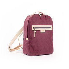Items similar to Backpack Velvet on Etsy Natural Leather, Fashion Backpack, Velvet, Backpacks, Bags, Etsy, Style, Handbags, Stylus