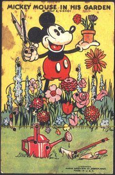 Walt Disney, Disney Love, Disney Magic, Punk Disney, Mickey Mouse Art, Vintage Mickey Mouse, Mickey Mouse And Friends, Disney Princess Facts, Disney Facts