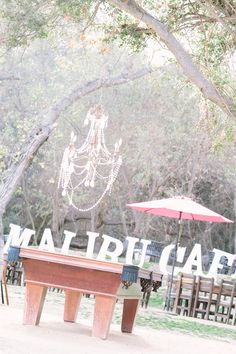 For dinner, enjoy the beautiful outdoors at Malibu Cafe. It looks like a giant tree house! You can relax on the lawn, play pool under the tree, take a paddle boat out and feed some of the friendly animals who live on the ranch. Don't forget to order the s'mores…
