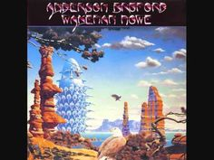 ANDERSON BRUFORD WAKEMAN HOWE - THE ORDER OF THE UNIVERSE