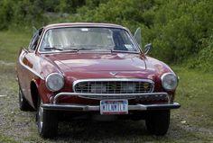 La Volvo P1800 con cui Ivy Gordon, insegnante in pensione, ha percorso 5 milioni di chilometri dal 1966 a oggi. (Ap/Wenig)
