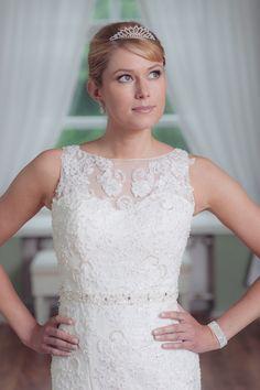 Mecco wedding dress MW10063