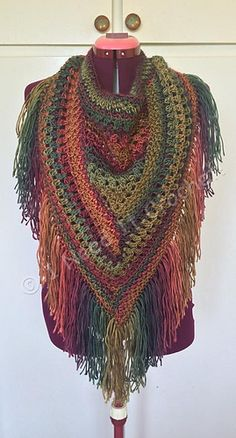 MySickness' Lisa Triangle Cowl