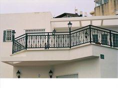 מעקות למרפסות - גלריית תמונות - סנפיר