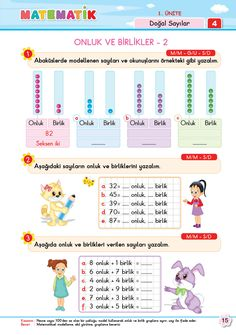 2. Sınıf Soru Bankası Matematik Süper Kitap Place Values, Special Education, Worksheets, Homeschool, Student, Math, Children, Books, Addition And Subtraction