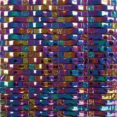 Iridescent Tile   Iridescent Arch Glass Mosaic   Glass Mosaic China Manufacturer