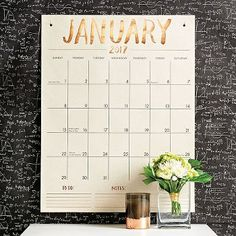 All of your important details in one place! Manage your life's many moving variables in one location. Designed to hang on the back of a door, we've combined two of our loves: Jute Paper & Rose Gold fo