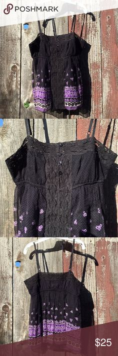 Free people top In perfect condition free people to size 2. Free People Tops Camisoles