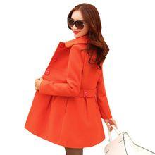 Kış Kadınlar Yün Coat Bayanlar Feminino Casaco Abrigos Mujer Doudoune Femme Manteau Tops Roupas Giyim Kadın Giysi Artı Boyutu(China (Mainland))