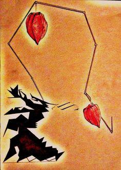 """My work - """"The Vase"""""""