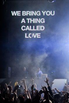 """Thing Called Love,"" Above & Beyond lyrics"