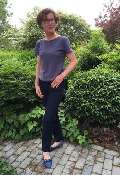 LMV Malmö Broek jeansstijl