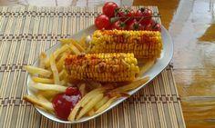 Mexican Corns, Kukurydza po Meksykańsku, Mexican Dinner, Obiad Meksykański